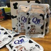 馬來西亞-阿Q奶球軟奶糖 QQ牛奶糖-20g (一盒12入99元)  ◎花町愛漂亮◎GH