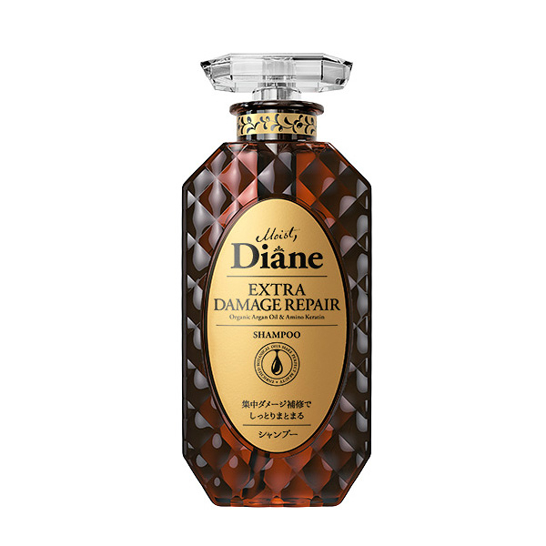 Moist Diane 黛絲恩 完美修補洗髮精450ml 【康是美】