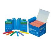 OMYA 47707S藍色10入環保粉筆