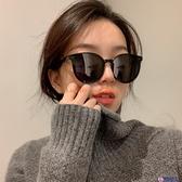 墨鏡個性韓版潮太陽鏡女ig網美開車偏光防紫外線眼鏡【櫻桃菜菜子】