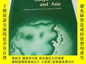 二手書博民逛書店Through罕見Europe and AsiaY245709