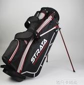 STRATA高爾夫球包 尼龍球包 高爾夫支架包 腳架袋QM 依凡卡時尚