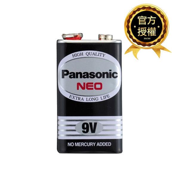 國際牌Panasonic 9V 碳鋅電池 1入