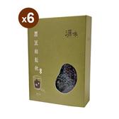 【台灣源味本舖】黑豆輕鬆飲300gx6入組