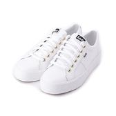 KEDS JUMP KICK DUO 簡約運動風皮革厚底鞋 白 9211W123212 女鞋