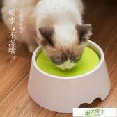 狗碗 狗狗喝水器水碗寵物喝水碗貓咪狗狗飲水器狗水盆狗盆貓盆用品【降價兩天】