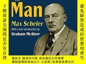 二手書博民逛書店On罕見The Eternal In ManY256260 Max Scheler Transaction P