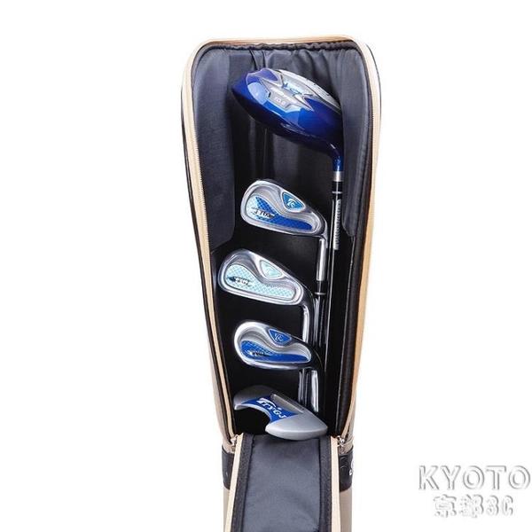 高爾夫球包男士女士槍包輕便球桿袋可裝6-7支球桿練習場 YJT【快速出貨】