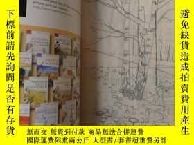二手書博民逛書店Ready罕見to Paint Watercolour Land