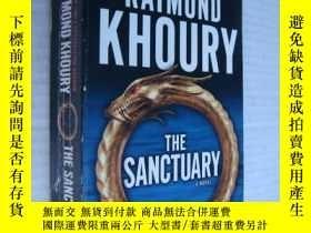 二手書博民逛書店The罕見Sanctuary 英文原版Y146810 Raymo
