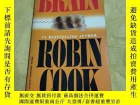 二手書博民逛書店Brain罕見大腦 英文原版Y211464 Robin Cook