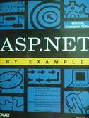 【書寶二手書T3/大學資訊_QFW】ASP.NET by Example_Smith