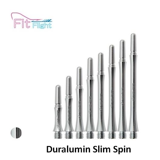 【Fit】Fit Shaft Metal Super Duralumin Slim Spin 鏢桿 DARTS