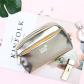 年終盛典 少女心化妝包小號便攜韓國大容量簡約化妝品收納包化妝袋