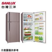 【SANLUX 台灣三洋】480L直流變頻雙門電冰箱SR-C480BV1