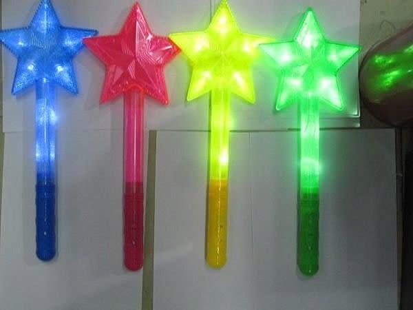 星星發光棒/支~~求婚 派對 跨年 耶誕夜 尾牙道具