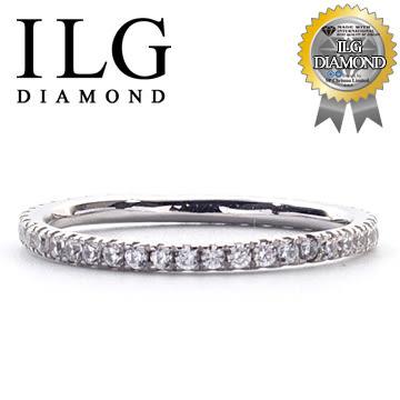 【美國ILG鑽飾】頂級八心八箭鑽石-古典時尚線戒款 RI151 經典簡約 可單戴 亦可搭配婚戒