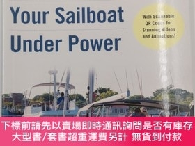 二手書博民逛書店Maneuver罕見and Dock Your Sailboat Under PowerY19139 Gran