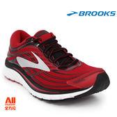 【BROOKS】男款穩定型慢跑鞋 Glycerin 15 -紅黑色(581D647) 全方位跑步概念館