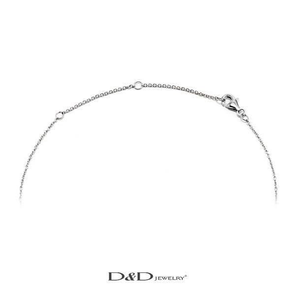 D&D 情人節禮物 鎖骨鍊 Mini Hearts 925銀  ♥