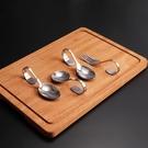 勺子 加厚不銹鋼彎勺彎叉彎柄叉勺彎尖勺叉子圓勺后彎蝦滑勺立式西餐勺 星河光年
