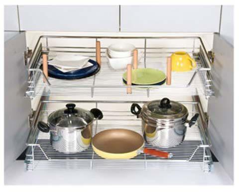 系統廚具/系統櫃/系統櫥櫃/系統家具/系統櫃/系統置物櫃/系統收納櫃/五金/四邊拉籃-PK0012