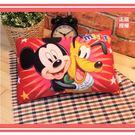 迪士尼米奇凹枕/米奇/沙發枕/靠枕/LAIBAO蕾寶生活廣場