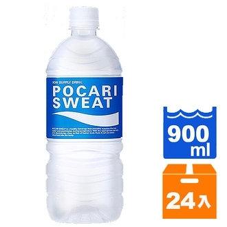 寶礦力水得 電解質補給飲料 900ml (12入)x2箱【康鄰超市】