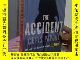 二手書博民逛書店罕見實拍;Accident, The (Exp)Y15389 Pavone、Chris 著 Rhus ISB
