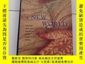 二手書博民逛書店A罕見New World Hardcover – Import,