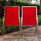 落地海報架廣告牌折疊指示牌招聘不銹鋼展示牌架迎賓立式鈦金水牌 QM 依凡卡時尚