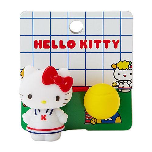 【震撼精品百貨】Hello Kitty 凱蒂貓~活力網球系列造型髮束38288