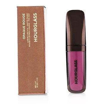 SW HourGlass-86 絢彩魅惑液體唇膏Opaque Rouge Liquid Lipstick- # Ballet (Vivid Pink)