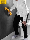 浴室安全扶手浴室不銹鋼扶手無障礙衛生間馬桶安全拉手殘疾人老人廁所防滑欄桿 父親節
