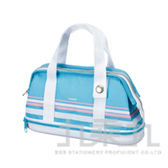 KOKUYO Capatto系列多功能收納筆袋 VBF150 清涼藍