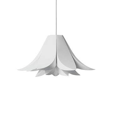 丹麥 Normann Copenhagen Norm 06 Suspension Lamp Small 白色雕塑系列 花顏 吊燈 小尺寸