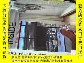 二手書博民逛書店inSIDE罕見outSIDE Residence ARTPOW