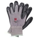 3M 亮彩舒適型 止滑 耐磨手套 灰色 ...
