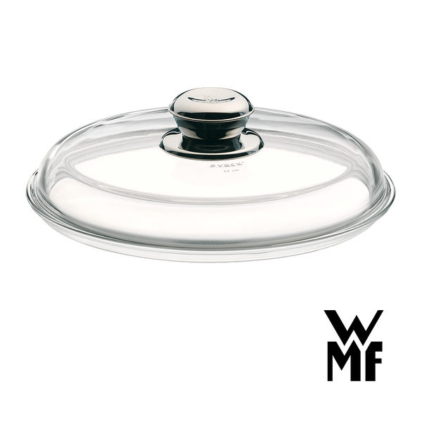 德國WMF 24cm平底鍋玻璃鍋蓋 公司貨