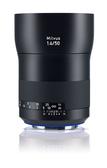 6期零利率 Zeiss 蔡司 Milvus 1.4/50 ZE 50mm F1.4 鏡頭 For Canon 石利洛公司貨