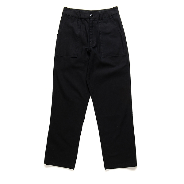 Mona Fatigue Pant 長褲 - 黑色