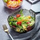 【買1送1】玻璃水果盤創意現代客廳茶幾家用零食盤糖果盤水果盆【輕派工作室】