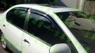 【一吉】00-12年 Sentra180/M1 鍍鉻飾條 +原廠型 晴雨窗 (sentra晴雨窗,sentra180晴雨窗,sentraM1晴雨窗
