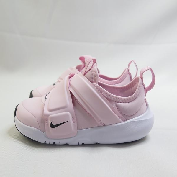 NIKE FLEX ADVANCE (TD) 小童鞋 休閒鞋 魔鬼氈 CZ0188600 粉【iSport愛運動】