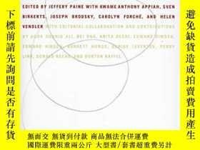 二手書博民逛書店The罕見Poetry Of Our WorldY256260 Ed J. Paine Harper Pere