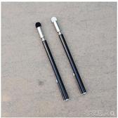 細款拉長53CM鋼筆式電子白板教鞭 教師用教學伸縮教棒教桿 毛粘頭 布衣潮人