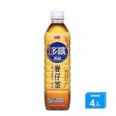 愛之味多纖微礦麥仔茶590MLx4【愛買】