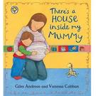 There's A House Inside My Mummy 媽媽的肚子裡住著小貝比 平裝繪本