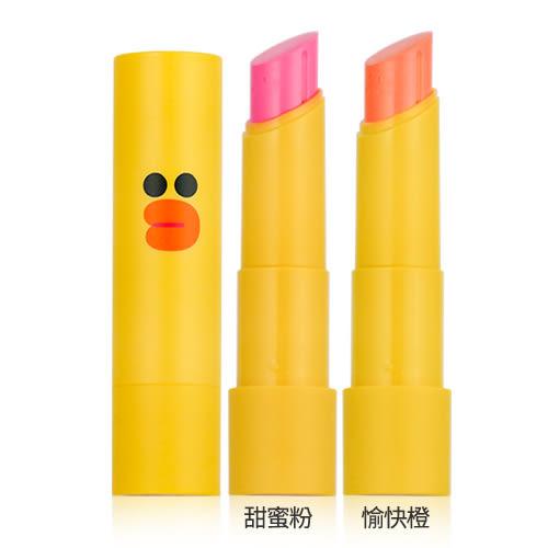 韓國 Missha x LINE FRIENDS 莎莉潤色護唇膏 4.5g【BG Shop】效期:2019.01.25