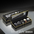 金屬手錶盒收納盒腕錶展示盒機械錶首飾盒手錶盒子手錬整理盒 全館新品85折 YTL